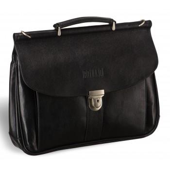 Классический портфель BRIALDI Bergamo black