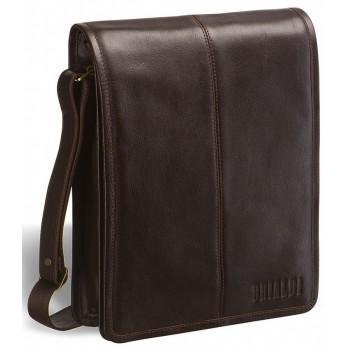 Мужская сумка через плечо BRIALDI Boston (Бостон) brown