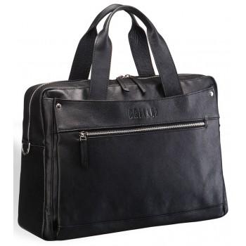 Солидная сумка BRIALDI Calabria black edition