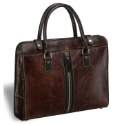 Деловая сумка BRIALDI Carrara antique brown