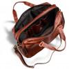 Большая деловая сумка BRIALDI Dayton antique red