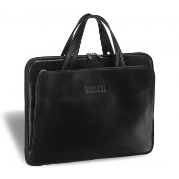 Женская деловая сумка BRIALDI Deia (Дейя) black