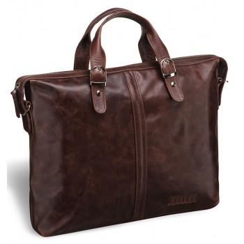 Модная мужская сумка BRIALDI Denver antique brown