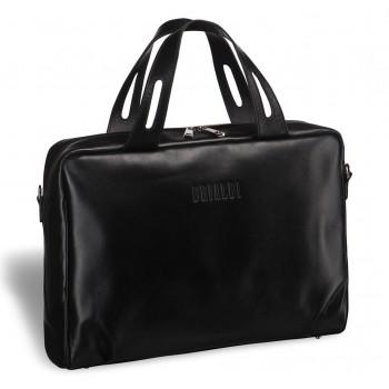 Женская деловая сумка BRIALDI Elche (Эльче) black