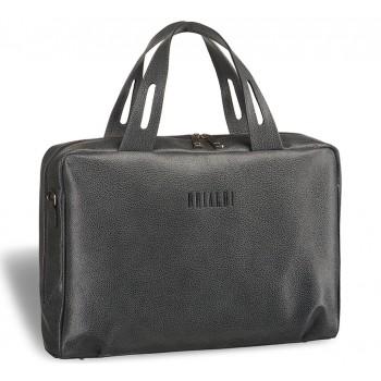 Женская деловая сумка BRIALDI Elche (Эльче) relief grey