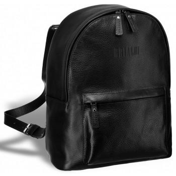 Женский рюкзак-трансформер BRIALDI Esperance relief black