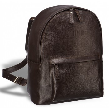Женский рюкзак-трансформер BRIALDI Esperance relief brown