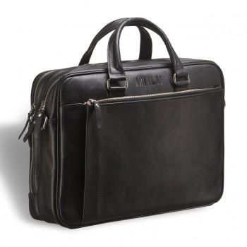 Деловая сумка BRIALDI Lamar black