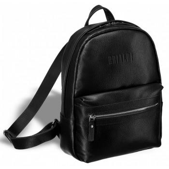 Женский рюкзак BRIALDI Leonora relief black