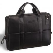 Деловая сумка BRIALDI Locke black