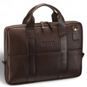Деловая сумка BRIALDI Locke brown