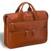 Вместительная деловая сумка BRIALDI Manchester whiskey