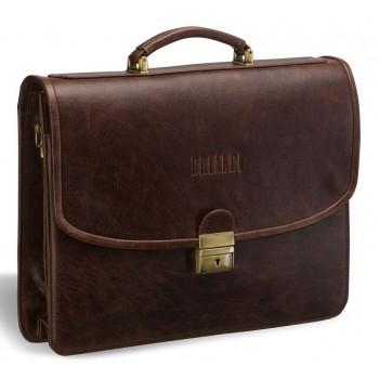 Портфель BRIALDI Monopoli antique brown