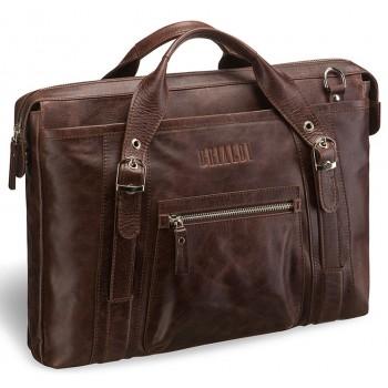 Деловая сумка BRIALDI Navara antique brown
