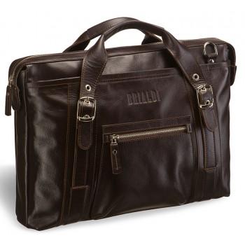 Деловая сумка BRIALDI Navara brown