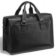 Деловая сумка для документов BRIALDI Nelson (Нельсон) black