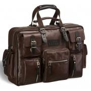 Деловая сумка BRIALDI Norfolk brown