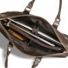 Деловая сумка BRIALDI Pascal relief brown