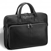Деловая сумка BRIALDI Pasteur relief black