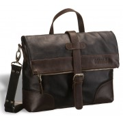 Деловая сумка BRIALDI Somo black
