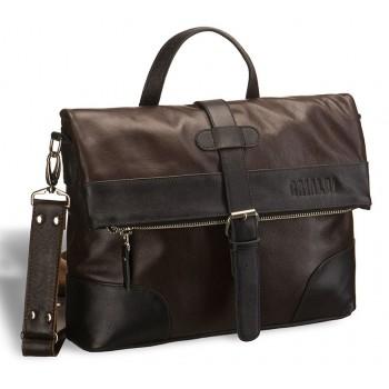 Деловая сумка BRIALDI Somo brown