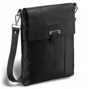 Кожаная сумка через плечо BRIALDI Toronto (Торонто) black