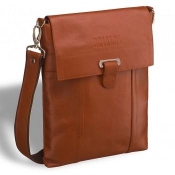 Кожаная сумка через плечо BRIALDI Toronto (Торонто) whiskey