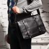 Деловая сумка через плечо BRIALDI Turin (Турин) black