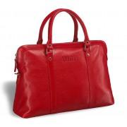 Женская сумка BRIALDI Valencia (Валенсия) relief red