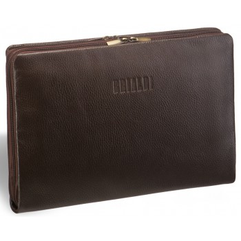 Папка для документов BRIALDI Wright relief brown