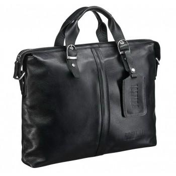 Модная мужская сумка BRIALDI Denver black