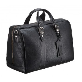 Ретро дорожная сумка BRIALDI Houston black