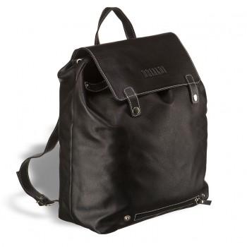Кожаный рюкзак BRIALDI Laredo black