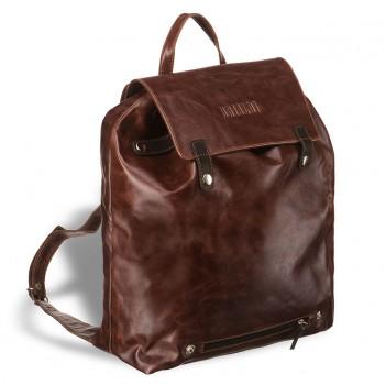 Кожаный рюкзак BRIALDI Laredo antique brown