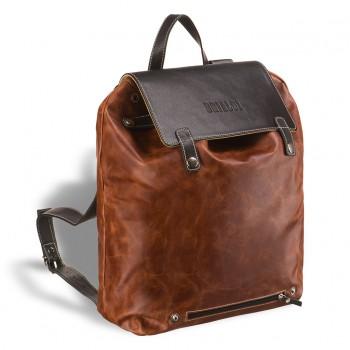 Кожаный рюкзак BRIALDI Laredo antique red