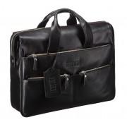 Вместительная деловая сумка BRIALDI Manchester black