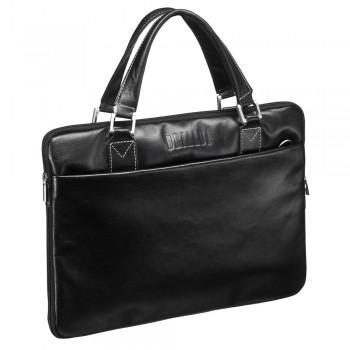 Деловая сумка BRIALDI Ostin black