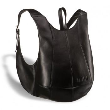 Кожаный рюкзак BRIALDI Scorpion black