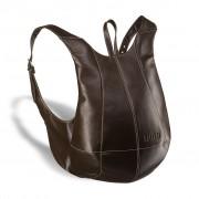 Кожаный рюкзак BRIALDI Scorpion brown
