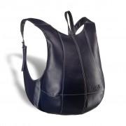 Кожаный рюкзак BRIALDI Scorpion navy