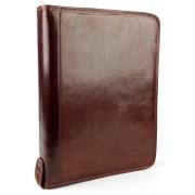 Кожаная папка Chiarugi 2520 brown