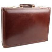 Кожаный дипломат Chiarugi 4503 brown