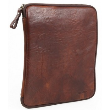 Кожаная папка Chiarugi 52006 brown