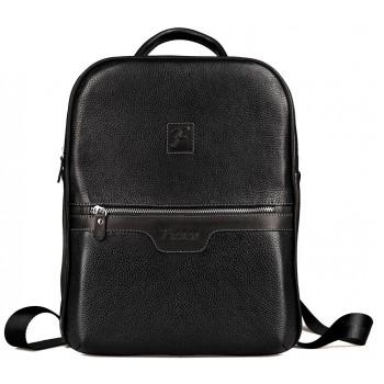 Кожаный рюкзак Frenzo 0406.1 black