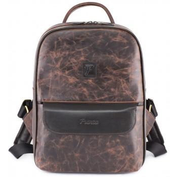 Кожаный рюкзак Frenzo 0406 antique brown