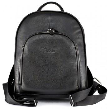 Кожаный рюкзак Frenzo 1011 black