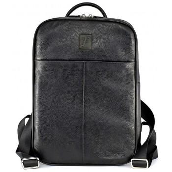 Кожаный рюкзак Frenzo 1111 black