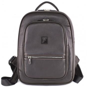 Кожаный рюкзак Frenzo 1701 brown