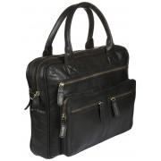 Деловая сумка Gianni Conti 1071376 black