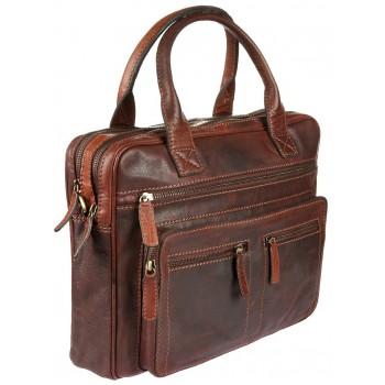 Деловая сумка Gianni Conti 1071376 tan